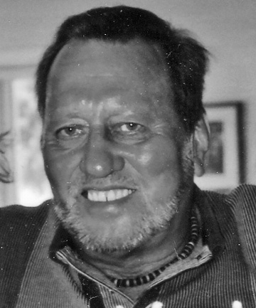 Bruce  Wilfred Harold James