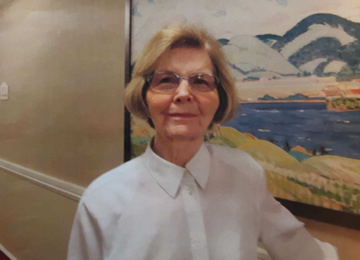 Margaret  Jane McNamara