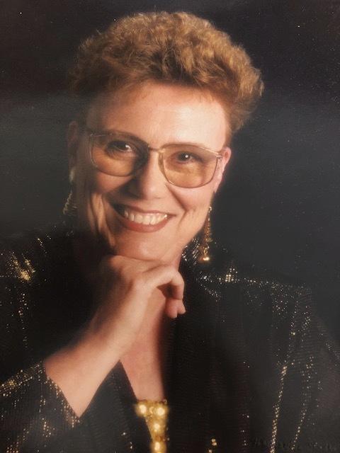 Donna May Kauffman