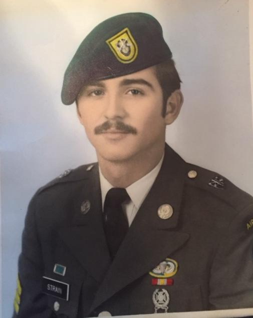 Monty L. Strain