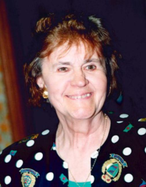 Pauline  (Simpson) Carter