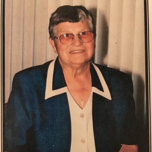 Mary  Harrish