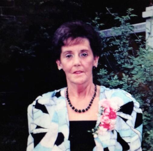 Ellen  Mae Shail