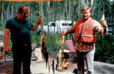 Dave & Donnie  McLaren