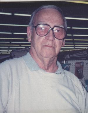 Earl Franklin Alger