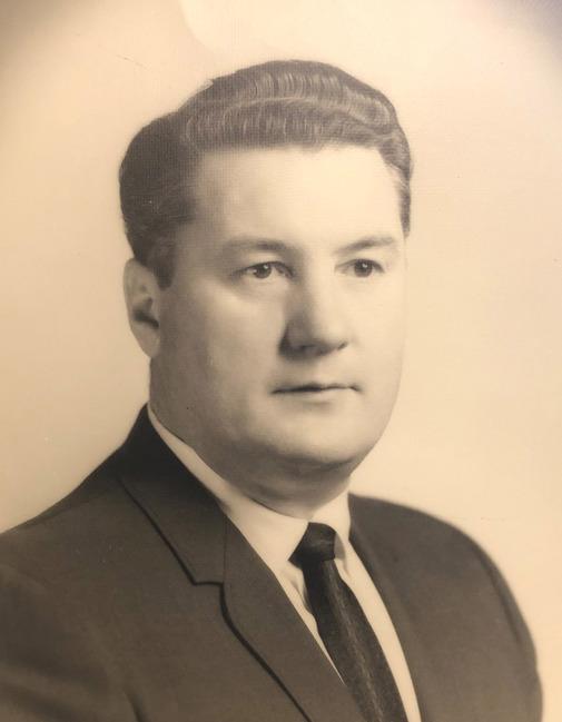 Harold Aden 'Fuzz' Stafford