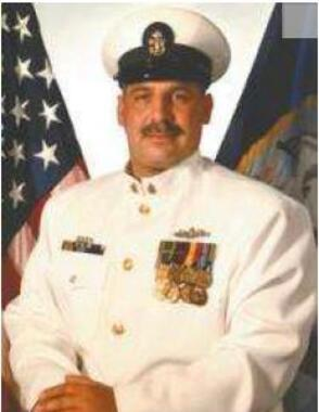 Chief Petty Officer Richard Howard Loucks Jr.