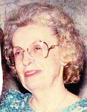 Margaret Nell Carey (Wright)
