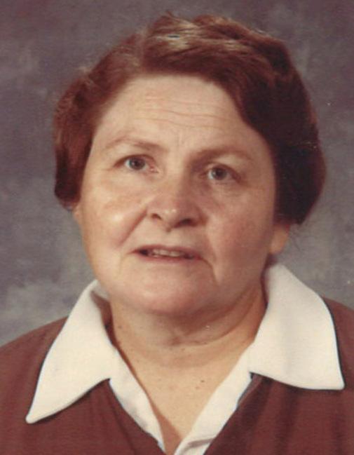 Margaret Ann Bigger