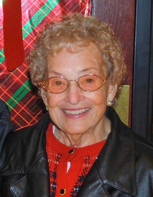Ruth M. Burkhart