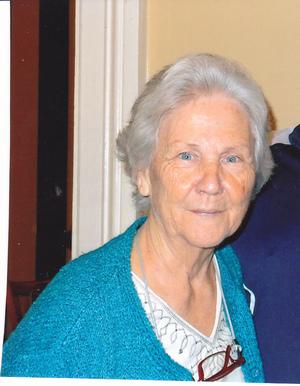 Mary Margaret Eddings