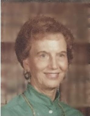 Dixie Edna Porter Manning