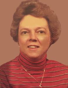 Mary Frances Adkins