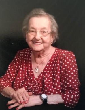 Wanita Mae Hewitt