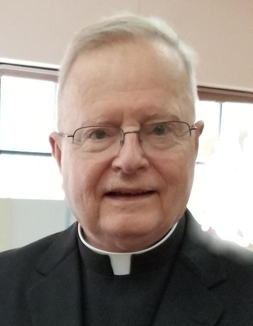 The Very Reverend James Barry Lonergan