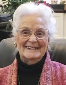 Genevieve Wise Adamson