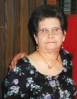 Bonnie Mae Cochran