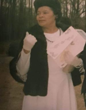 Margaret Sirmans Williams