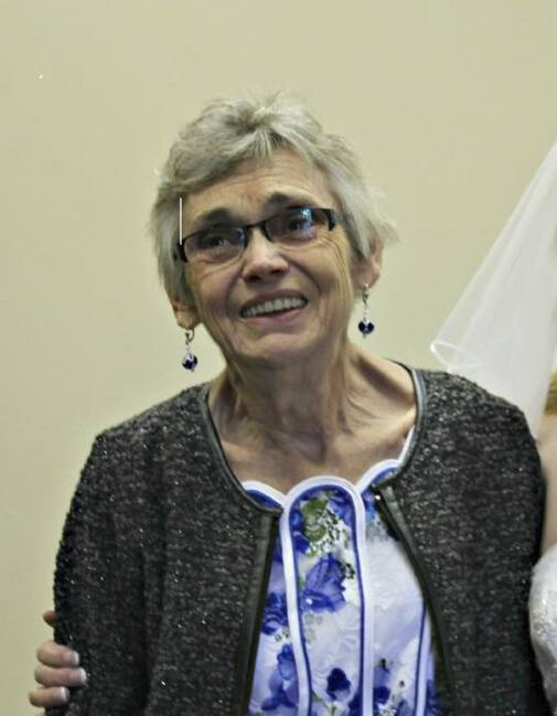 Gloria  Jean Emily Plouffe