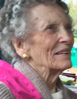 Martha Evelyn Amos