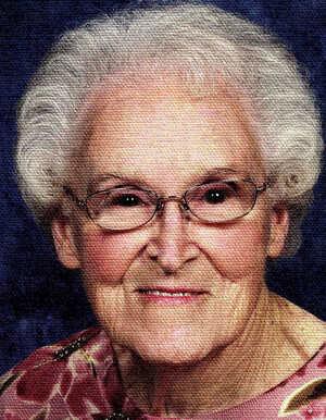 Esther Mae Spragg