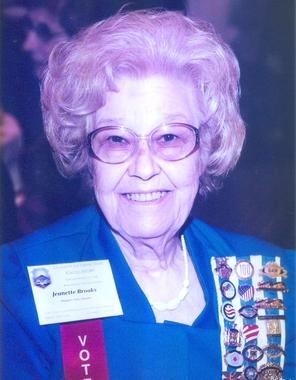 Jeanette S. Brooks