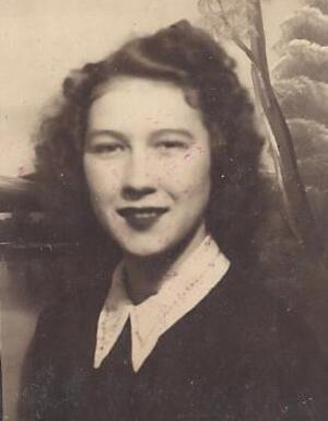 Eula Pauline White Rider