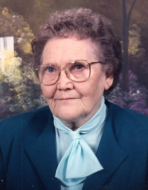 Hazel Louise Bond Garvin