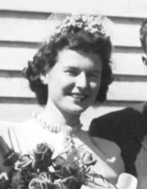 Margaret  Jean Hawkins