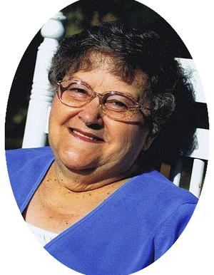 Betty Carolyn Sloan Eldridge
