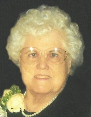 Betty Jane Hall Ison