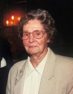 Helen Mae Spalding