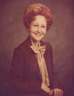 Pauline Stovall Bussell