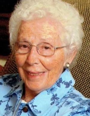 Geraldine Virginia Fisher
