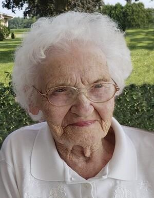Dorothy Marie Woods