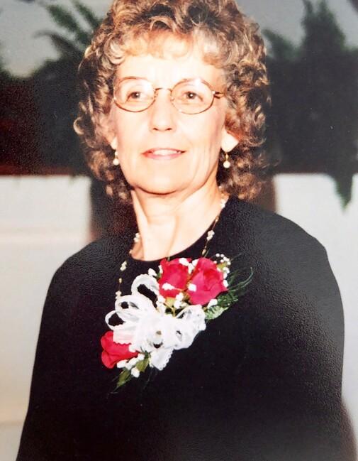 Patricia Pat Mae Wolford