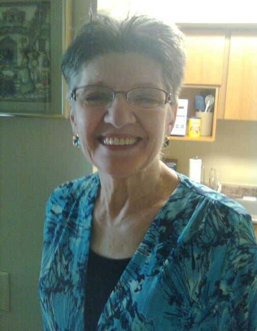 Sheila  Joan Bettley