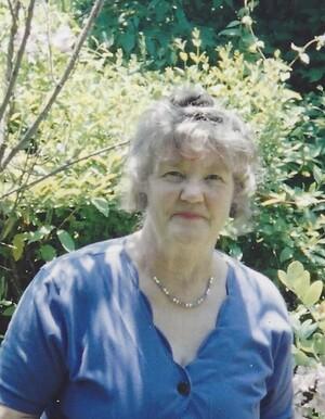 Patricia Gail Evans