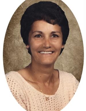 Bonnie Jean Wolfenbarger Rigdon