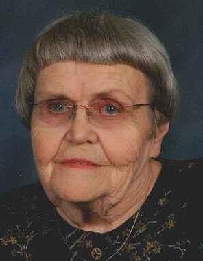 Marjorie Louise Jensen