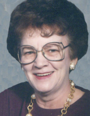 Marjorie L. Kensil