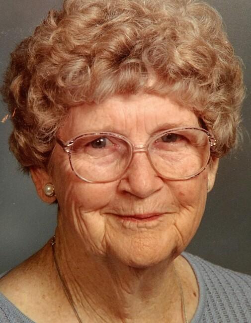 Mary Doris (Gibson) Morris