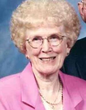 Marjorie E. Marge Kirkdorffer