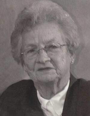 Martha Louise VanHook