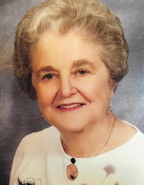 Betty M. Baumgardner