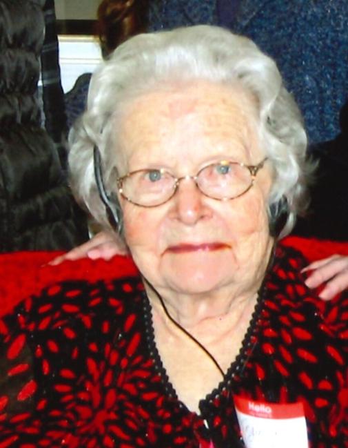 Virginia Louise Bradley