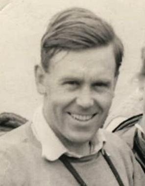Geoffrey Andrew Parker-Sutton