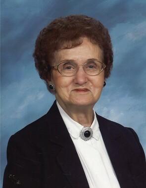 Margaret Elizabeth Barnhill