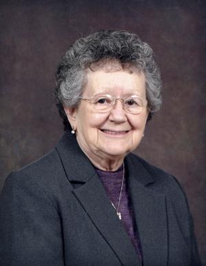Mary Ann Warren