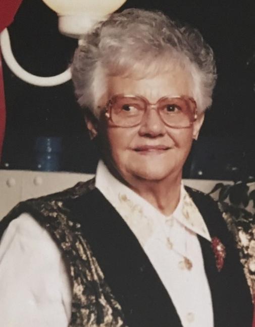 Rosie Bell Waters Landers